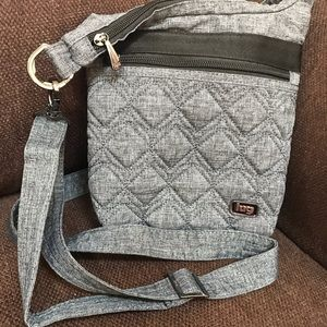 "Handbags - Lug ""Skipper"" Crossbody Bag"